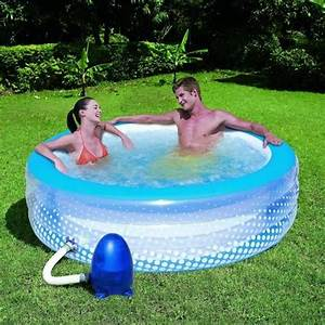 21 best hot tub inflatable images on pinterest whirlpool With piscine gonflable pas cher pour adulte
