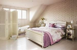 Modern Shabby Chic Bedroom Interior Decorating Ideas With ...