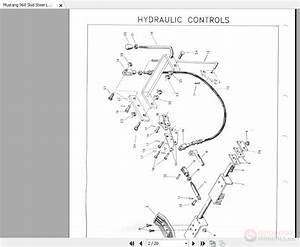 Mustang Skid Steer Wiring Diagram