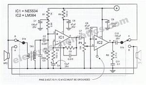 Intercom Circuit