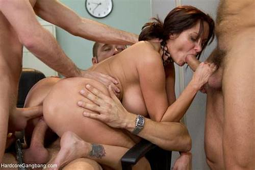 Passionate Huge Youthful In Assfuck Hard Porn And Facial #Secretary #Ava #Addams #With #Tattoo #In #Office #Enjoying #Double