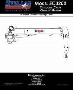 Stellar Industries Crane Ec3200 Users Manual Telescopic
