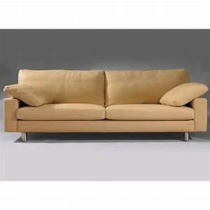 canape cuir ou tissu event 2 ou 25 places beige event With tapis champ de fleurs avec canape cuir de luxe italien