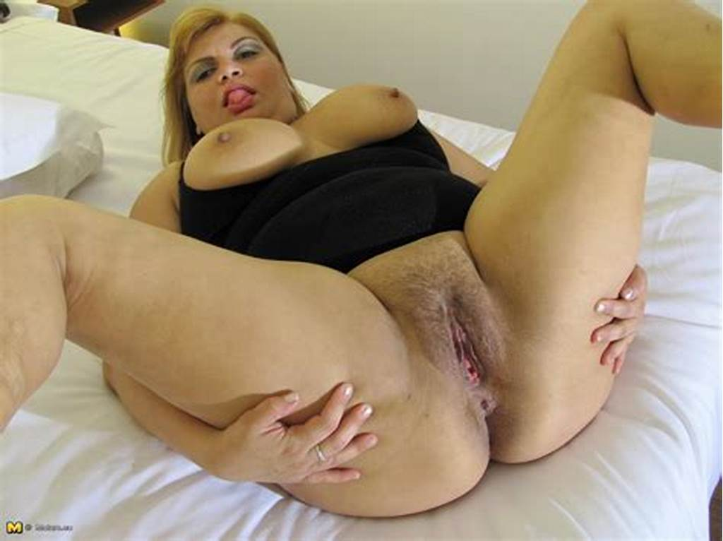 #Chubby #Mature #Slut #Playing #With #Her #Wet #Pussy