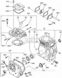 robin subaru eh17 2 parts diagram for crankcase With robin subaru ex13 parts diagrams for crankcase