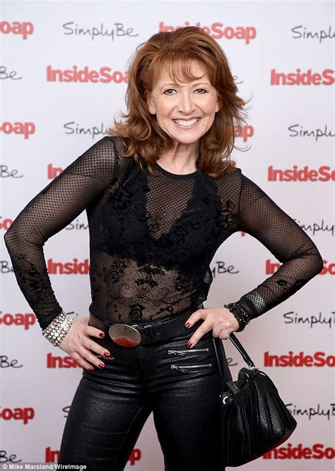 People who liked bonnie langford's feet, also liked Bonnie Langford wows at The Inside Soap Awards 2017 | Daily Mail Online
