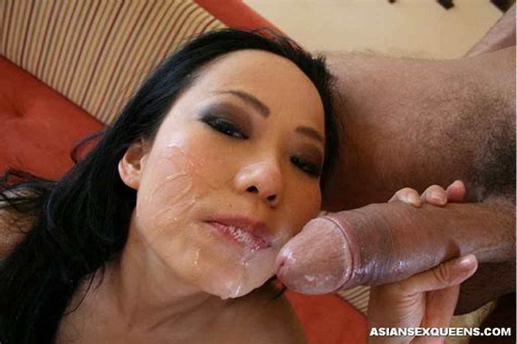 #Asian #Bitch #Sucking #Huge #Cock #And #Eating #Cum #2428