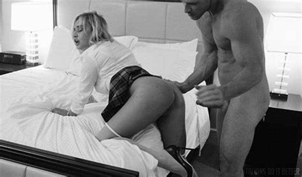 #Schoolgirl #Spanked #At #The #Bed