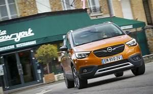 Avis Opel Crossland X : toutes les actualites opel crossland x photos essais ~ Medecine-chirurgie-esthetiques.com Avis de Voitures