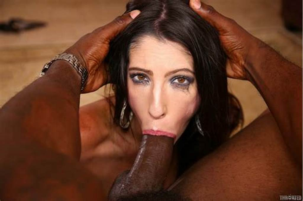 #Milf #Dava #Foxx #Gets #Her #Throat #Opened #Up #With #A #Big #Black