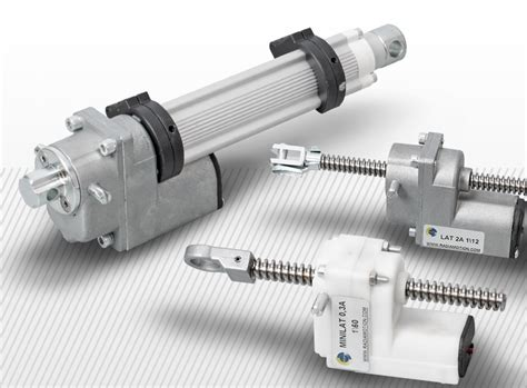 Linearna tehnika - Linearni aktuatori teleskopski stubovi ...
