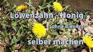 Honig Selber Machen : l wenzahn honig ohne bienen selber machen youtube ~ A.2002-acura-tl-radio.info Haus und Dekorationen