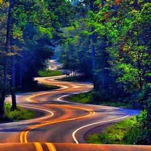 Beautiful Outdoor Scenery | Home » Nature » Road Scenery ...