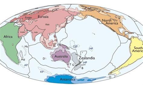 Kontinentet Zealandia - Virkelighetens «Atlantis» kan bli ...