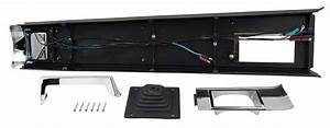 1965 Ford Mustang Parts   CK1   1965 Mustang Console Assembly with AC