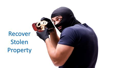 Recover Stolen Property | Hawk Security Services