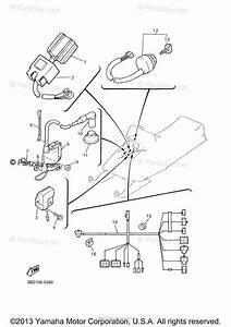 Yamaha Snowmobile 250 Wiring Diagram
