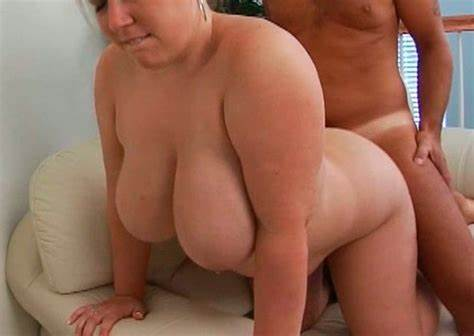 Tits Teenage Bbw Pounds On The Couch