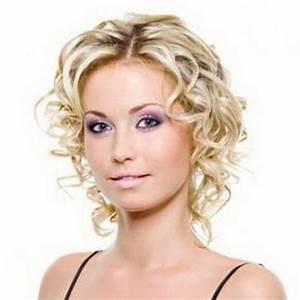 Coupe De Cheveux Bouclés Femme : coupe cheveux boucles femme ~ Nature-et-papiers.com Idées de Décoration