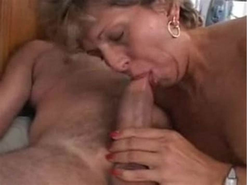 #German #Curly #Granny #Milf #Anal #Intrusion