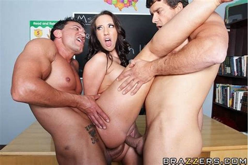 #Hot #Teacher #Threesome