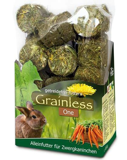 JR Farm Grainless One barības Apskats - Mājas Trusis
