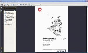 Bt Service Guide W18  20  P20  P24 Order  U0026 Download