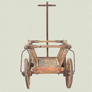 Antique Wooden Hand Cart – Vintage Matters