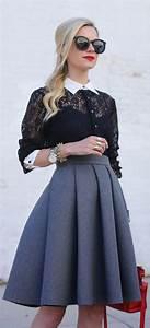 tenue chic femme les meilleures 60 idees archzinefr With vêtements chics femme
