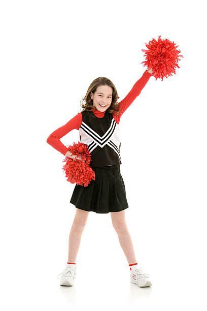 cheerleader pictures images  stock  istock
