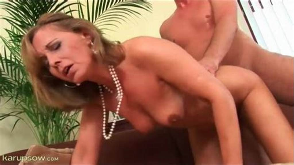 #Classy #Milf #In #Pearl #Necklace #Fucked #Doggystyle