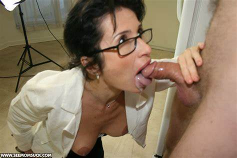 Spunky Topless Milf Cock Facial Shot On Homemade