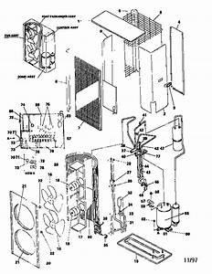 Mitsubishi Fdc260ha1 Central Air Conditioner Parts