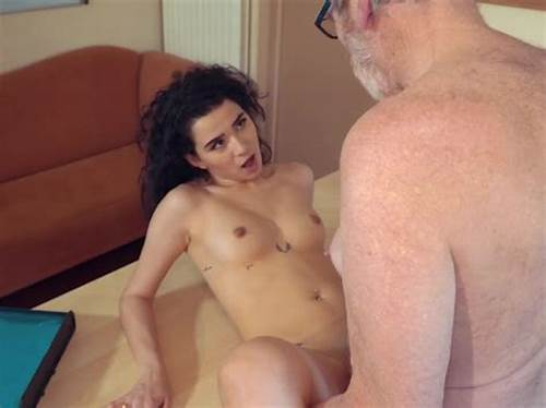 Lucky Grandpa Getting Tiny And Cums On Her Face #Grandpa #Cums #In #Teen #Pussy