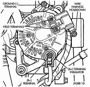 How Do I Remove The Alternator On My 1998 Dodge 1500 4wd