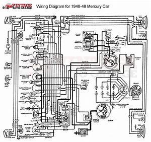 1948 Cadillac Wiring Diagram : 1942 1948 ford mercury car or truck 6v 12v conversion kit ~ A.2002-acura-tl-radio.info Haus und Dekorationen