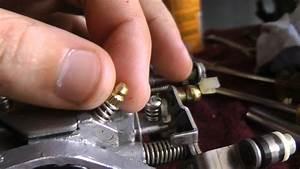 Yamaha 25hp  25 Hp  Carburetor Adjustment