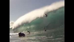 Dangers Of Surfing Pipeline- Shaun Tomson
