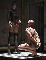 Mistress male slave bondage