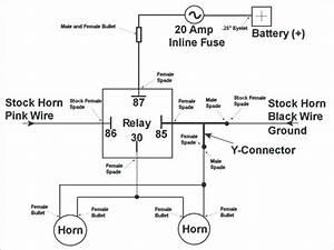 Air Pressor Relay Wiring Diagram