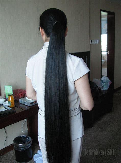 Rambut Panjang Rambut Panjang dan Indah / Beautiful Long