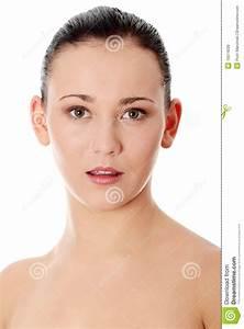 Bella Donna Nuda Fotografia Stock  Immagine Di Bellezza