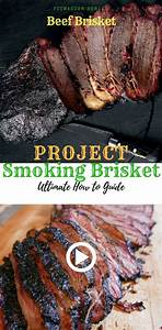 Ultimate Guide On How To Smoke Beef Brisket