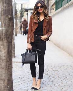 Tenue Glamour Femme : 30 looks copier au printemps sur instagram outfits fall winter pinterest mode ~ Farleysfitness.com Idées de Décoration
