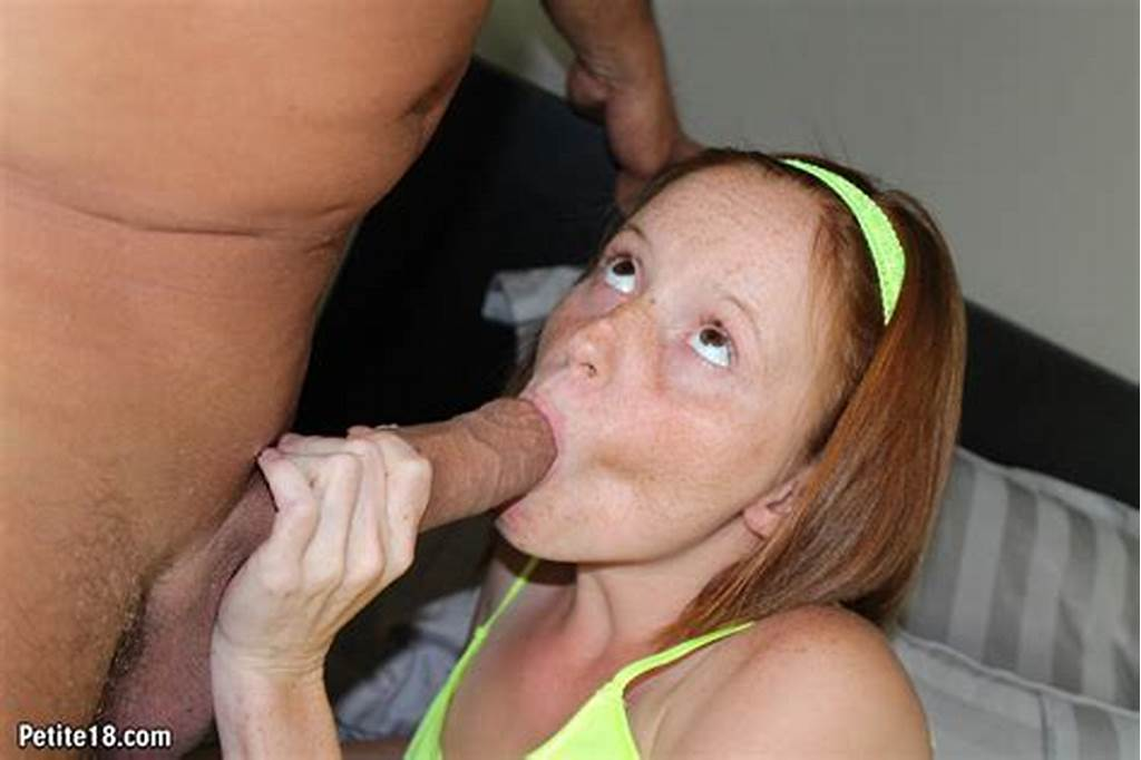 #Freckle #Faced #18 #Year #Old #Alyssa #Hart #Takes #A #Hard #Fucking