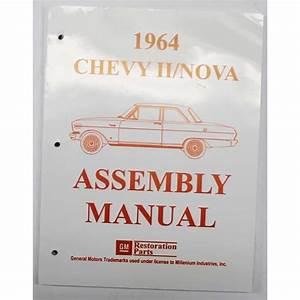 Dave Graham 64 Nova Factory Assembly Manual