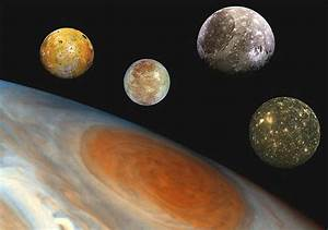 400 Years After Galileo Spotted Them, the Moons of Jupiter ...