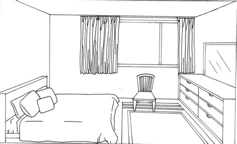dessin de chambre 38 dessins de coloriage chambre à imprimer sur laguerche