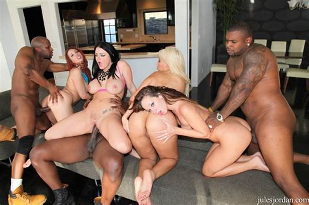 #Big #Ass #Orgy #1 #At #Jules #Jordan