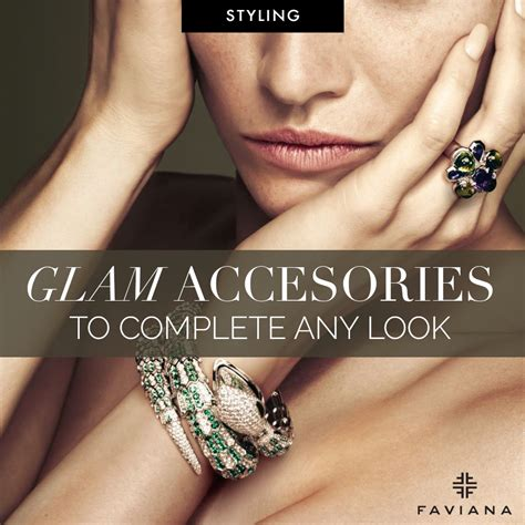 Glamorous Accessories To Complete Any Look | Glam & Gowns Blog
